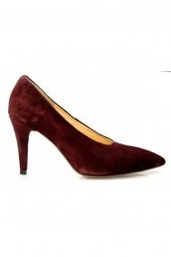 Pantofi eleganti Thea Visconti P 612-17-1253 bordo