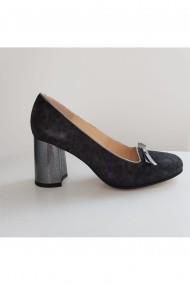 Pantofi cu toc Thea Visconti 4725/19 Animal Print